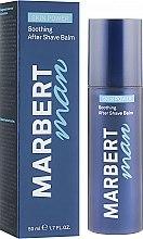 Духи, Парфюмерия, косметика Бальзам после бритья - Marbert Man Skin Power Soothing After Shave Balm