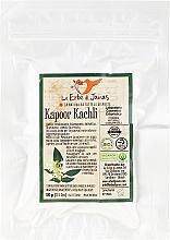 Духи, Парфюмерия, косметика Порошок для волос - Le Erbe Di Janas Kapoor Kachli Powder