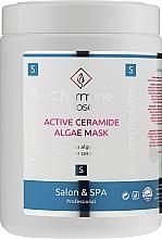 Духи, Парфюмерия, косметика Альгинатная маска для лица c керамидами - Charmine Rose Active Ceramide Algae Mask