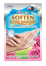 Духи, Парфюмерия, косметика Смягчающая маска-перчатки для рук - 7th Heaven Soften Gloves Masques