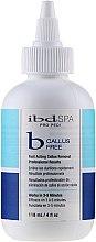 Духи, Парфюмерия, косметика Средство для быстрого удаления ороговевшей кожи и мозолей - IBD Spa Pro Pedi B-Callus Free