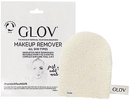 Духи, Парфюмерия, косметика Рукавичка для снятия макияжа, бежевая - Glov On-The-Go Makeup Remover