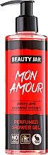 Духи, Парфюмерия, косметика Гель для душа - Beauty Jar Mon Amour Perfumed Shower Gel