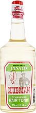 Духи, Парфюмерия, косметика Смягчающий тоник для волос - Clubman Pinaud Greaseless Hair Tonic