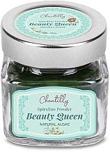 Духи, Парфюмерия, косметика Порошок спирулины - Chantilly Beauty Queen Spiruline Powder