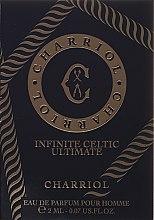 Духи, Парфюмерия, косметика Charriol Infinite Celtic Ultimate - Парфюмированная вода (пробник)