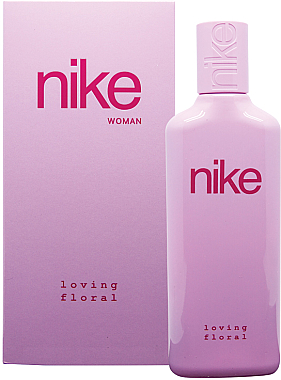 Nike Loving Floral Woman - Туалетная вода — фото N1