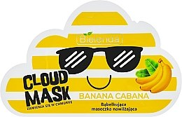 "Духи, Парфюмерия, косметика Маска-облачко для лица ""Банан"" - Bielenda Cloud Mask Banana Cabana"