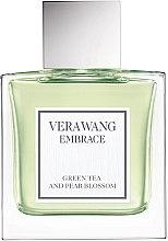 Духи, Парфюмерия, косметика Vera Wang Embrace Green Tea & Pear Blossom - Туалетная вода