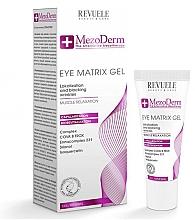 Духи, Парфюмерия, косметика Гель вокруг глаз - Revuele Mezoderm Eye Matrix Gel Eye Contour