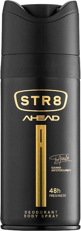 Str8 Ahead - Дезодорант — фото N1
