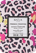 Духи, Парфюмерия, косметика Туалетное мыло - Baija French Pompon Perfumed Soap