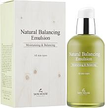 Духи, Парфюмерия, косметика Эмульсия для восстановления баланса кожи - The Skin House Natural Balancing Emulsion