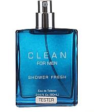 Духи, Парфюмерия, косметика Clean Shower Fresh For Men - Туалетная вода (тестер без крышечки)