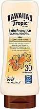 Духи, Парфюмерия, косметика Солнцезащитный лосьон для тела - Hawaiian Tropic Satin Protection Sun Lotion SPF 30