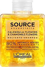 Духи, Парфюмерия, косметика Шампунь для чувствительной кожи головы - L'Oreal Professionnel Source Essentielle Delicate Shampoo