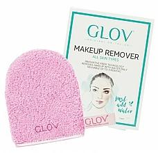 Духи, Парфюмерия, косметика Рукавичка для снятия макияжа, розовая - Glov On-The-Go Makeup Remover Rose