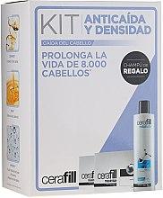 Духи, Парфюмерия, косметика Набор - Redken Cerafill Anticaida Y Densidad Kit (shm/290ml+hair/advance/20*6ml)