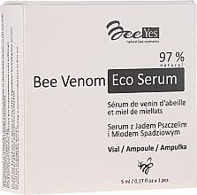 Духи, Парфюмерия, косметика Набор - BeeYes Bee Venom Eco Start Set (f/ser/1x5ml + f/cr/3x2ml)