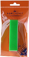 Духи, Парфюмерия, косметика Баф полировочный 120/150, 74813, зеленый - Top Choice Colours Nail Block