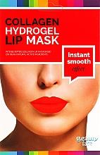 Духи, Парфюмерия, косметика Коллагеновая гидрогелевая маска для губ - Beauty Face Wrinkle Smooth Effect Collagen Hydrogel Lip Mask