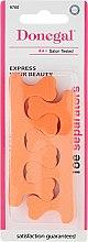 Духи, Парфюмерия, косметика Разделитель для пальцев для педикюра, 9766, оранжевый - Donegal