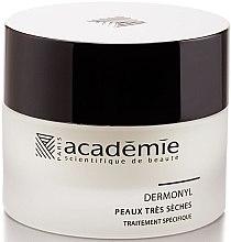 Духи, Парфюмерия, косметика Питательный восстанавливающий крем - Academie Visage Nourishing And Revitalizing Cream Dermonyl