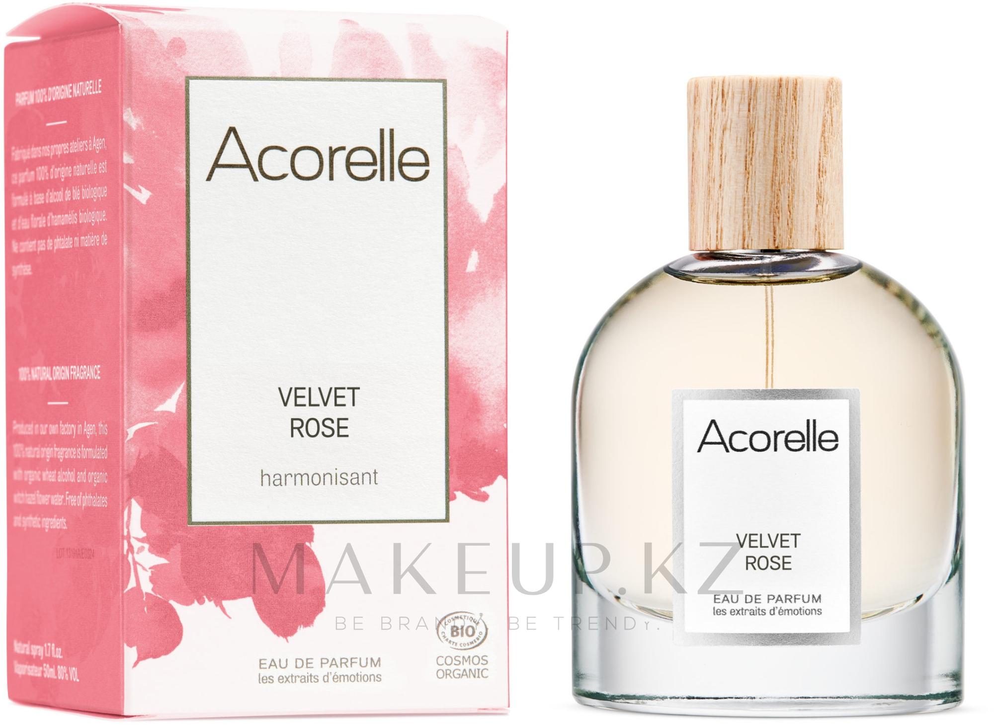 Acorelle Velvet Rose - Парфюмированная вода — фото 50 ml