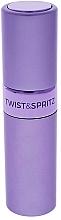 Духи, Парфюмерия, косметика Атомайзер - Travalo Twist & Spritz Light Purple