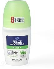 Духи, Парфюмерия, косметика Шариковый дезодорант - Felce Azzurra Deo Roll-on IdraTalc Fresh