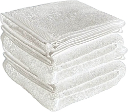 Духи, Парфюмерия, косметика Профессиональные полотенца, белые, 5 шт. - Schwarzkopf Professional
