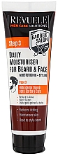 Духи, Парфюмерия, косметика Увлажняющий крем для бороды и лица - Revuele Men Care Barber Daily Moisturizer Beard & Face