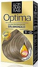 Духи, Парфюмерия, косметика Перманентная краска для волос - Llongueras Optima Hair Colour