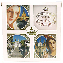 Духи, Парфюмерия, косметика Набор - Essencias De Portugal Religious Collection (soap4x50g)