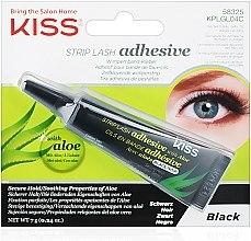 Духи, Парфюмерия, косметика Клей для накладных ресниц с алоэ - Kiss Strip Lash Adhesive Black