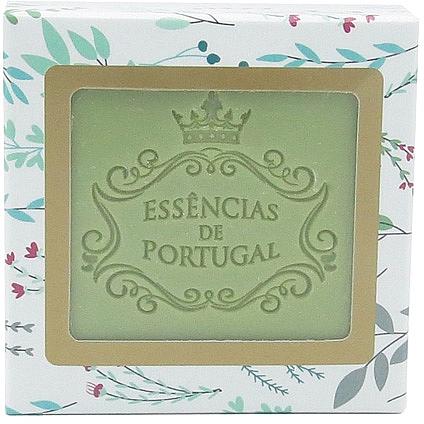 Ароматическое эвкалиптовое мыло - Essencias De Portugal Eucalyptus Soap — фото N1