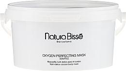 Духи, Парфюмерия, косметика Питательная детоксицирующая маска для тела - Natura Bisse Oxygen Perfecting Mask Soufle