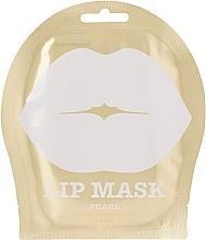Духи, Парфюмерия, косметика Маска для губ - Kocostar Pearl Lip Mask