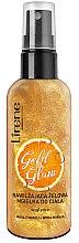 Духи, Парфюмерия, косметика Спрей для тела - Lirene Moisturizing Jelly Body Mist Gold Glam
