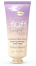 Духи, Парфюмерия, косметика Маска для тела - Fluff Superfood Kombucha Sleeping Overnight Body Mask