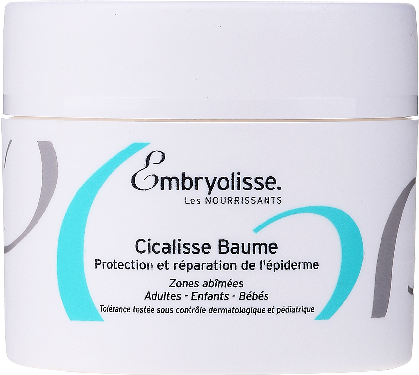Восстанавливающий бальзам для лица, губ и тела - Embryolisse Laboratories Cicalisse Skin Protection and Repair Balm — фото N1