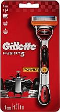 Духи, Парфюмерия, косметика Бритва с 1 сменной кассетой - Gillette Fusion5 ProGlide Power