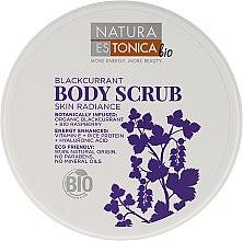 Духи, Парфюмерия, косметика Скраб для тела Черная смородина - Natura Estonica Black Currant Body Scrub