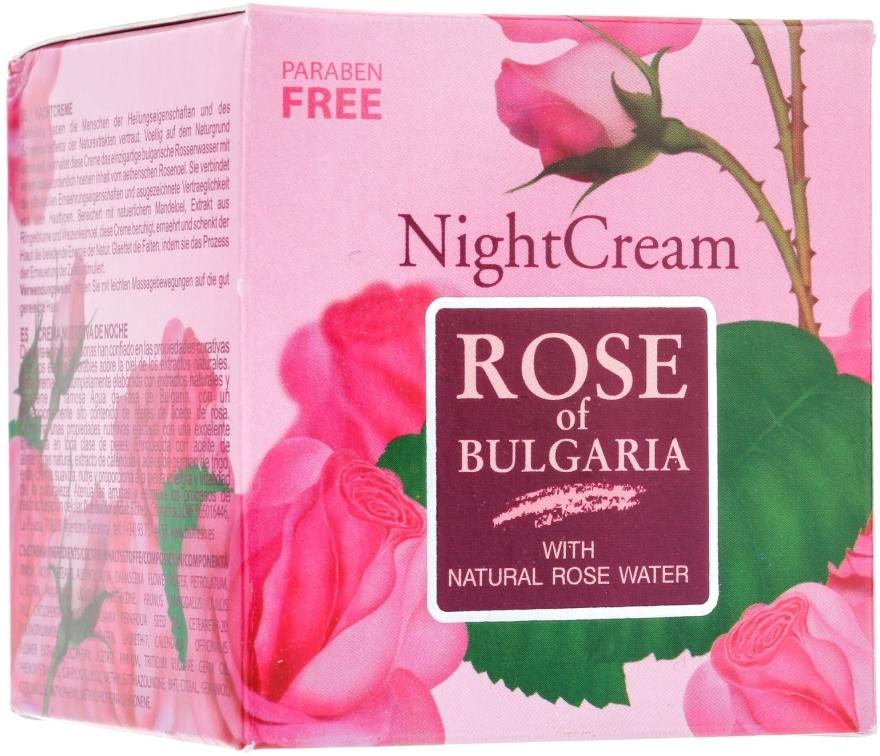 Крем ночной для лица - BioFresh Rose of Bulgaria Rose Night Cream — фото N2