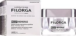 Духи, Парфюмерия, косметика Идеальный восстанавливающий крем для лица - Filorga NCTF-Reverse Supreme Regenerating Cream