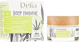 Духи, Парфюмерия, косметика Питательный дневной и ночной крем для всех типов кожи - Delia Cosmetics Keep Natural Nourishing Cream