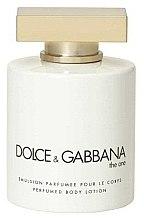 Духи, Парфюмерия, косметика Dolce & Gabbana The One - Лосьон для тела