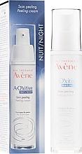 Духи, Парфюмерия, косметика Крем-пилинг ночной для сияющей кожи - Avene A-Oxitive Night Peeling Cream