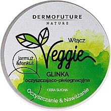 Духи, Парфюмерия, косметика Паста для лица очищающая - DermoFuture Veggie Kale & fennel Pasta