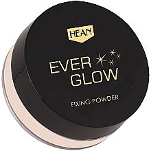 Духи, Парфюмерия, косметика Осветляющая пудра для лица - Hean Ever Glow Setting Powder